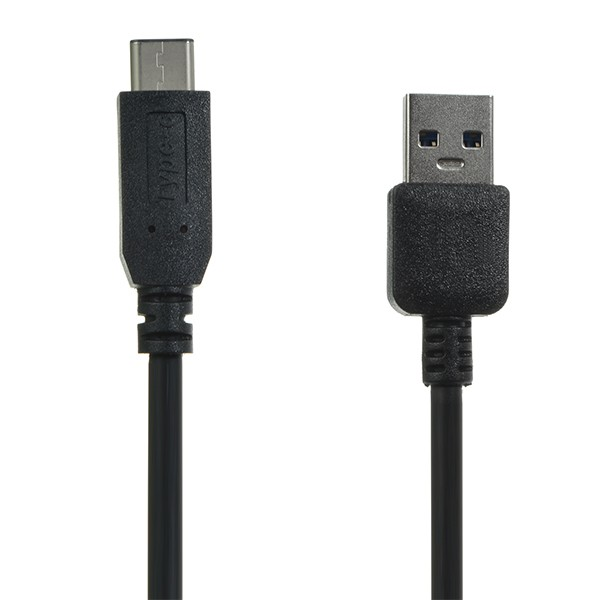 USB 3.1 Type C Male to USB 3.0 Male 3.3ft/1m Data Cable