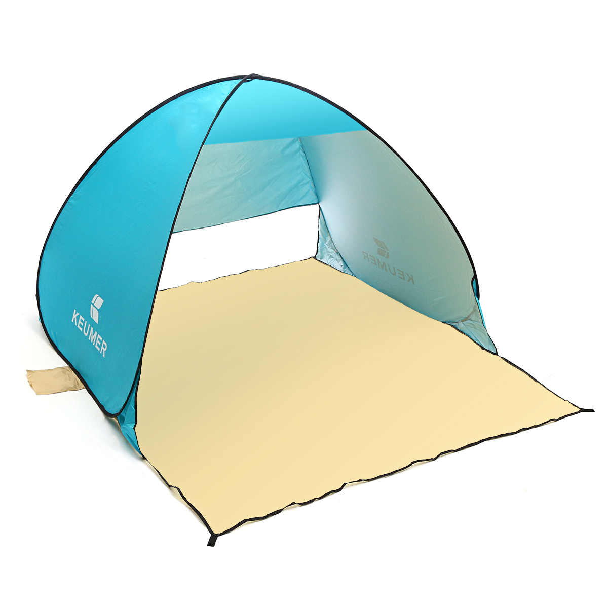 150x180x110cm Pop Up Outdoor Camping Fishing Tent Anti-