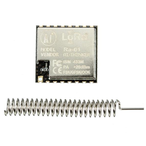 5Pcs Ra-01 Smart Electronics SX1278 LoRa Spread Spectru