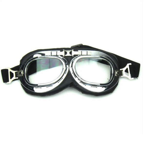 Motorcycle Scooter Cruiser Helmet Goggle Eyewear for Ta