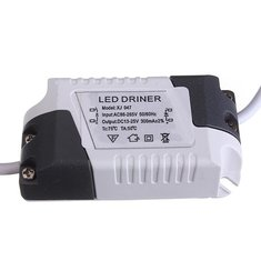6W LED Driver Transformer Power Supply For Bulbs AC86-265V