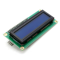 Geekcreit® IIC / I2C 1602 Blue Backlight LCD Display Module For Arduino
