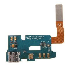 USB Power Charging Port Flex Cable For Samsung Galaxy Note 2 N7100