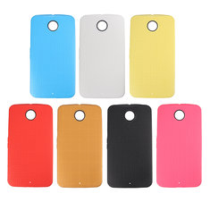 Ultra Slim TPU Soft Back Case For Motorola Google Nexus 6