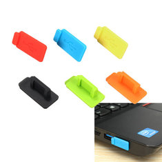Rubber Silicon Protective Dustproof USB Plug Cover Stopper for PC TV Box Computer Laptop