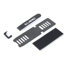 ALZRC Devil 380 420 FAST RC Helicopter Parts Carbon Battery Mount 1.2mm