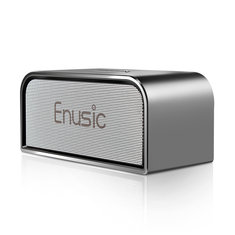 Enusic® 003 Bluetooth Speaker With CSR4.0 Dual 5 Drivers And UP To 5H Playtime