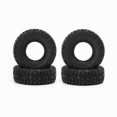WPL B-1 Tyres Tire 4PCS 1/16 RC Crawler Military Truck Car Parts