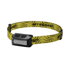 Nitecore NU10 160LM Wide Angle USB Rechargeable Work LED Headlamp