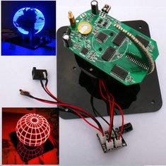 Geekcreit® DIY Spherical Rotating LED Kit