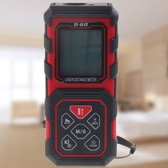 D-60 60M Digital Laser Rangefinder Distance Meter Area Volume Measurement