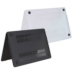 Matte Frosted Dissipating Heat PC Protective Case For Macbook Pro 13