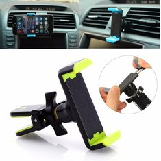 Universal Air Vent Car Mount Phone Holder Cradle for iPhone 7 7 Plus 6 6s Plus Galaxy S7 S7 Edge