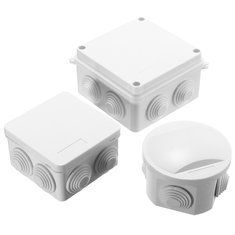 1pc Waterproof IP65 Terminal Junction Project Box Outdoor Electrical Enclosure Case