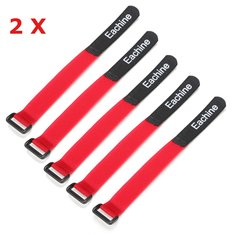 10 PCS Eachine Battey Tie Down Strap 22.3cm