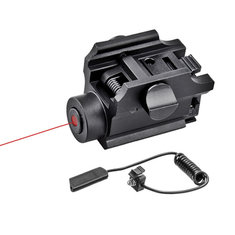 Micolite MGL-006 650nm Red Laser Sight Dot Sight Scope Rail Mount Locator Measuring Instrument