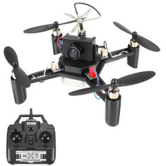 DM002 5.8G FPV With 600TVL Camera 2.4G 4CH 6Axis RC Quadcopter RTF