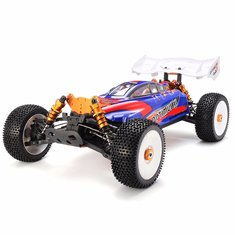 DHK Hobby 1/8 4WD Brushless Electric Buggy Optimus XL 8381 RC Car