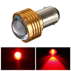 1157 3W Q5 Red LED Turn/Tail/Brake/Stop 12V Light Bulbs