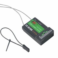 Flysky 2.4G 10CH FS-iA10B Receiver PPM Output With iBus Port