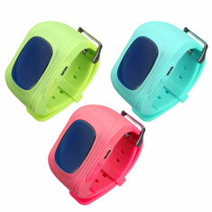 Anti Lost Smart Watch GPS Tracker SOS Security Alarm Monitor for Kids Baby Pets