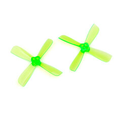 10 PCS Racerstar 2435PRO 2.4inch PC 4-blade Propeller 1.5mm Mounting Hole for FPV Racing Frame