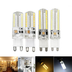 g9 3w 5w smd3014 white warm white led light bulb ac220v ac110v - G9 Led Bulb