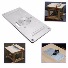 Bosch pof 1400 router banggood forum 235mm x 120mm x 8mm aluminum router table insert plate for woodworking us3639 11 reviews buy now greentooth Images