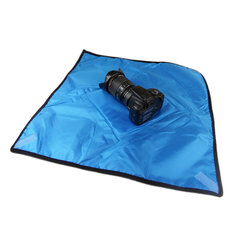 Waterproof Magic Wrapper Cleaning Pleated Fabric Cloth Cover Bag for Canon Nikon Camera DSLR