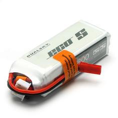 Dualsky Xpower ECO-S Series 3S 11.1V 800mAh 25C JST Lipo Battery