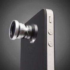 3 in 1 Camera Lens Kit Wide Angle For iPhone Smartphone Device