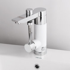 Instant Electric Faucet Fast Cold & Hot Heating Taps with LED Display
