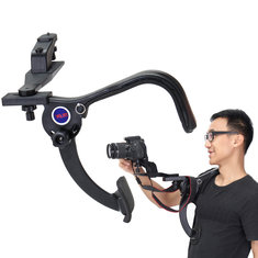 Shoulder Mount Support Pad Stabilizer HandFree for Universal Camcorder DV Camera