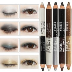 1PC Double End Eye Liner Pencil Cosmetic Makeup Eyeshadow Pen