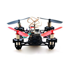 Eachine Tiny QX80 80mm Micro FPV Racing Quadcopter ARF Based On F3 EVO Brushed Flight Controller