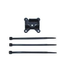 16x16mm 15 Degree Tilt Camera Transmitter Combo Mount w/ 4-Mounting Holes Support VM2751