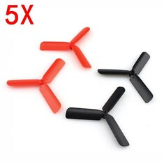 5X Eachine 3-Blade Propeller Prop 20Pcs for 7mm 8.5x20mm Coreless Motor DIY Micro FPV Quadcopter