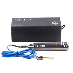 OCOOCOO WM03 German Moving-coil Motor Rocket Eyebrow Tattoo Machine 12000 R / Min