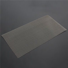 Stainless Steel 30×15cm 8 Mesh Water Oil Industrial Filtration Woven Wire