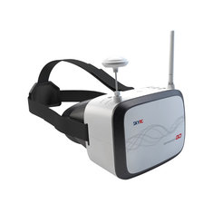 SKYRC 5.8G 40CH 7 Inch HD 65 Degree Panoramic View 4:3/16:9 FPV Goggle PAL/NTSC for RC Drone
