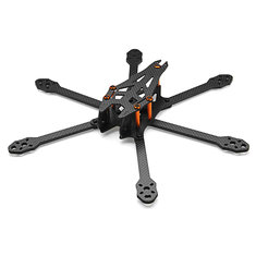 Realacc Sphinx 275mm Wheelbase 6-Axis 4mm Arm Carbon Fiber Frame Kit for RC Drone