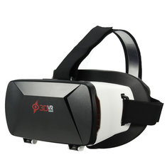 MEMO 3D VR Virtual Reality Glasses Box Cardboard Movie Game For 3.5 To 5.6 Inch Phone