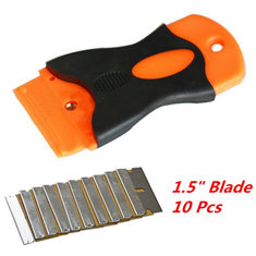 Universal Phone Repair Stainless blade Scrapers For Lcd Screen Glass Sticker Glue Removing Tools