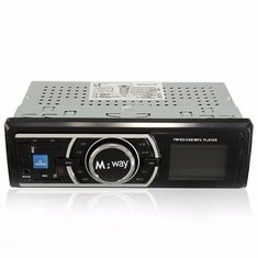M.way Car Vehicle Audio Stereo In-Dash MP3 Player Radio FM USB SD AUX Receiver