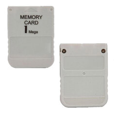 1MB Memory Card For PS1 & PSX