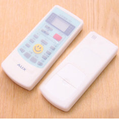 Silica Gel Air-condition Remote Control Dust Cover Protective Gear Storage Bag