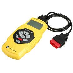 Car OBD2 EOBD CAN Digital Diagnostic Scanner Fault Code Reader For VW Audi T51