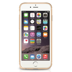 Metal Arc Border Magic Protector Frame For iPhone 6 6s 4.7 Inch