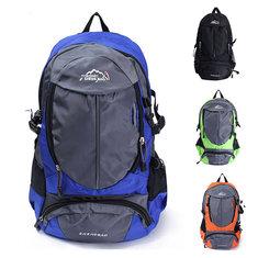 Men Women Outdoor Sport Backpack Mountaineering Hiking Camping Travel Bag
