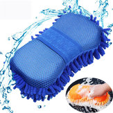 Original Magic Chenille Elastic Washing Gloves Clean Sponge Cloth Washing Car Window Home Cleaning Tools